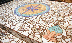 Mosaic Art Design